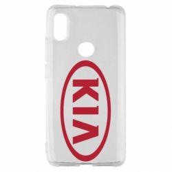 Чохол для Xiaomi Redmi S2 KIA