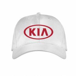Детская кепка KIA - FatLine