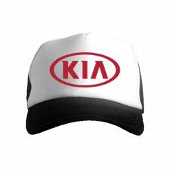 Детская кепка-тракер KIA