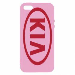 Чехол для iPhone5/5S/SE KIA