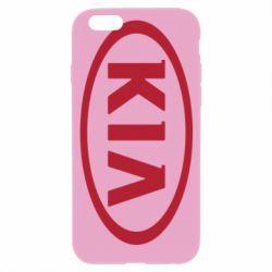 Чехол для iPhone 6/6S KIA