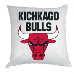 Подушка Kichkago Bulls