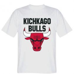 Футболка Kichkago Bulls