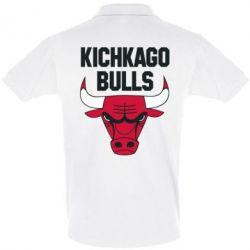 Футболка Поло Kichkago Bulls