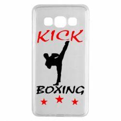 Чохол для Samsung A3 2015 Kickboxing Fight