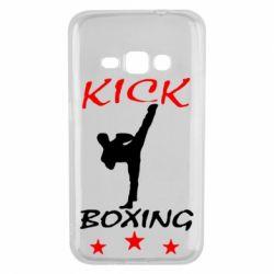 Чохол для Samsung J1 2016 Kickboxing Fight