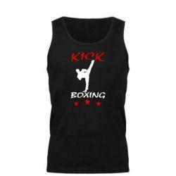 Мужская майка Kickboxing Fight - FatLine