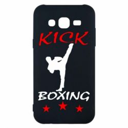 Чохол для Samsung J5 2015 Kickboxing Fight
