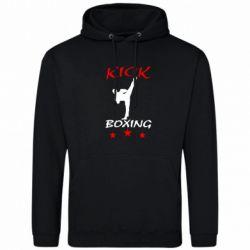 Чоловіча толстовка Kickboxing Fight