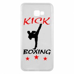 Чохол для Samsung J4 Plus 2018 Kickboxing Fight