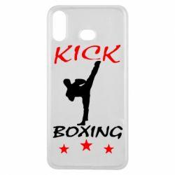 Чохол для Samsung A6s Kickboxing Fight