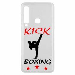 Чохол для Samsung A9 2018 Kickboxing Fight