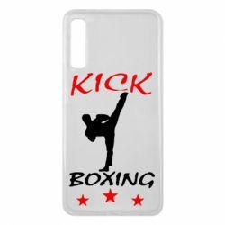 Чохол для Samsung A7 2018 Kickboxing Fight