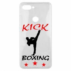 Чехол для Xiaomi Mi8 Lite Kickboxing Fight