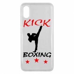 Чехол для Xiaomi Mi8 Pro Kickboxing Fight