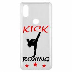 Чехол для Xiaomi Mi Mix 3 Kickboxing Fight
