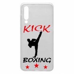Чехол для Xiaomi Mi9 Kickboxing Fight