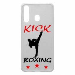 Чохол для Samsung A60 Kickboxing Fight