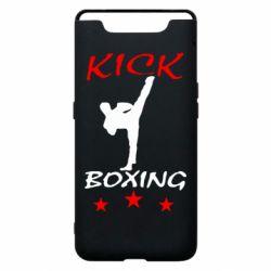 Чохол для Samsung A80 Kickboxing Fight