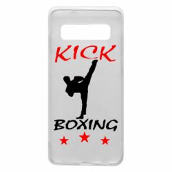 Чохол для Samsung S10 Kickboxing Fight