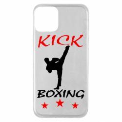 Чохол для iPhone 11 Kickboxing Fight
