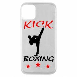 Чохол для iPhone 11 Pro Kickboxing Fight