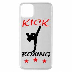 Чохол для iPhone 11 Pro Max Kickboxing Fight