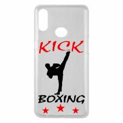 Чохол для Samsung A10s Kickboxing Fight