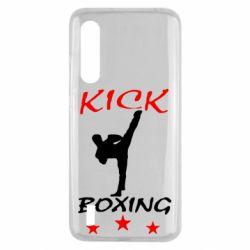 Чехол для Xiaomi Mi9 Lite Kickboxing Fight