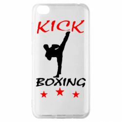 Чехол для Xiaomi Redmi Go Kickboxing Fight