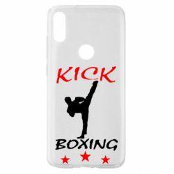 Чехол для Xiaomi Mi Play Kickboxing Fight
