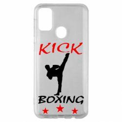 Чохол для Samsung M30s Kickboxing Fight