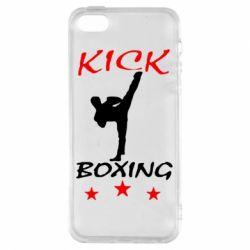 Чохол для iphone 5/5S/SE Kickboxing Fight