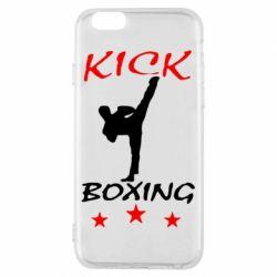 Чохол для iPhone 6/6S Kickboxing Fight