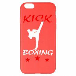 Чохол для iPhone 6 Plus/6S Plus Kickboxing Fight