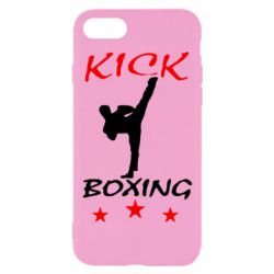 Чохол для iPhone 8 Kickboxing Fight
