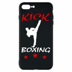 Чохол для iPhone 8 Plus Kickboxing Fight