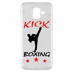 Чохол для Samsung A6 2018 Kickboxing Fight