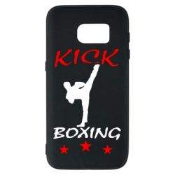 Чохол для Samsung S7 Kickboxing Fight