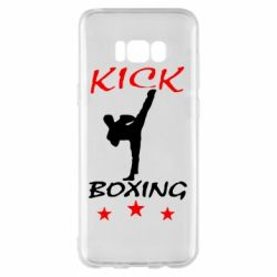 Чохол для Samsung S8+ Kickboxing Fight