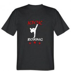 Чоловіча футболка Kickboxing Fight