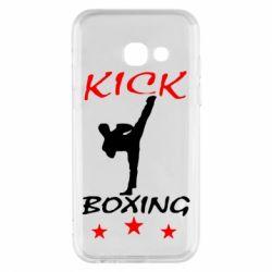 Чохол для Samsung A3 2017 Kickboxing Fight