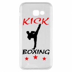 Чохол для Samsung A5 2017 Kickboxing Fight