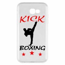 Чохол для Samsung A7 2017 Kickboxing Fight