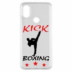 Чехол для Xiaomi Mi A2 Kickboxing Fight