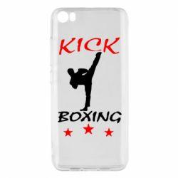 Чехол для Xiaomi Mi5/Mi5 Pro Kickboxing Fight