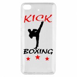 Чехол для Xiaomi Mi 5s Kickboxing Fight