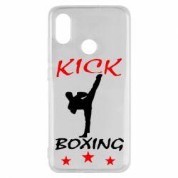 Чехол для Xiaomi Mi8 Kickboxing Fight