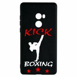 Чехол для Xiaomi Mi Mix 2 Kickboxing Fight