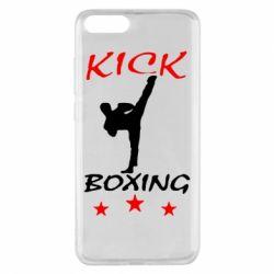 Чехол для Xiaomi Mi Note 3 Kickboxing Fight